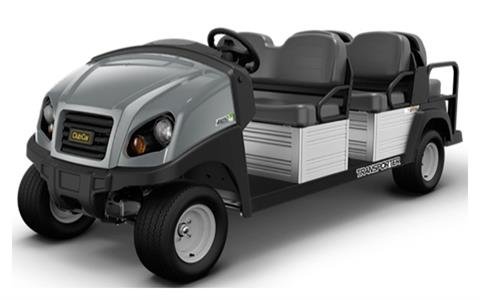 2021 Club Car Transporter 6 Passenger Electric in Lake Ariel, Pennsylvania