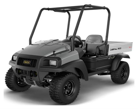2021 Club Car Carryall 1500 4WD Diesel with IntelliTach in Lake Ariel, Pennsylvania