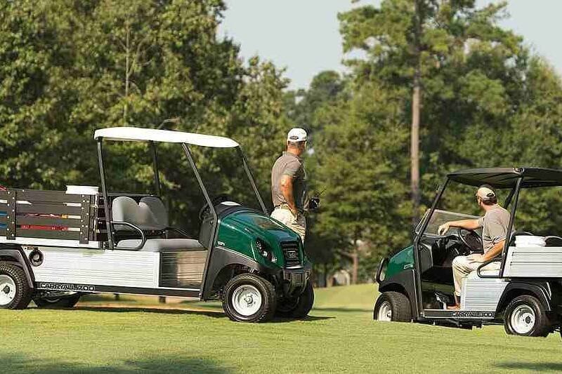 2021 Club Car Carryall 700 Turf Electric in Canton, Georgia - Photo 2