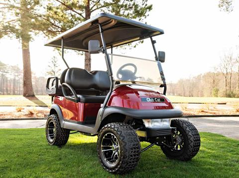 2021 Club Car V4L Gas in Commerce, Michigan - Photo 1