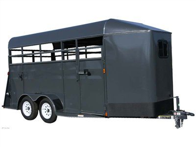 2013 Carry-On Trailers 6x16LIVESTOCK2BRK in Brunswick, Georgia