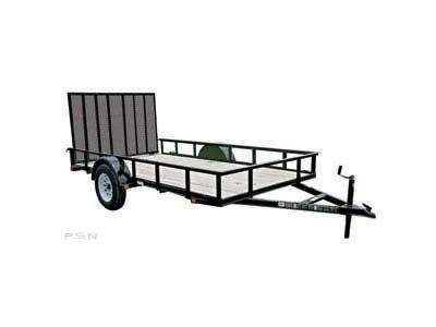 2013 Carry-On Trailers 6X12GW - 2,990 lbs. GVWR Wood Floor in Elk Grove, California