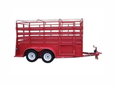 2014 Carry-On Trailers 6X12LIVESTOCK - OT1BRK in Paso Robles, California
