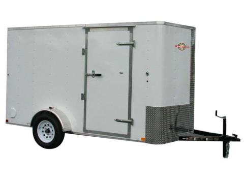 2015 Carry-On Trailers 6X14CGRBN in Jesup, Georgia