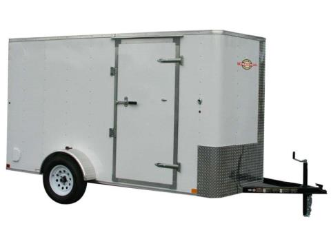 2015 Carry-On Trailers 7X12CGRBN3K in Jesup, Georgia