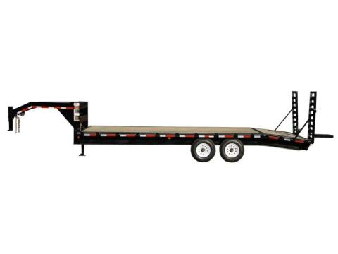 2015 Carry-On Trailers 8.5X24DODT14K - 7,000 - 14,000 lbs. GVWR All Purpose Dove Tail in Jesup, Georgia