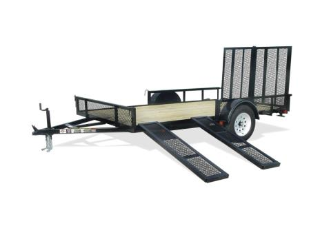 2015 Carry-On Trailers 6X12GWRS in Jesup, Georgia