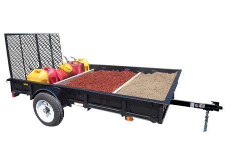 2015 Carry-On Trailers 5X10GBL in Jesup, Georgia