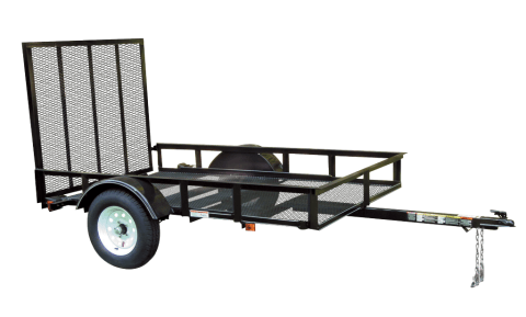 2015 Carry-On Trailers 5X8SP - 2,000 lbs. GVWR Specialty in Jesup, Georgia