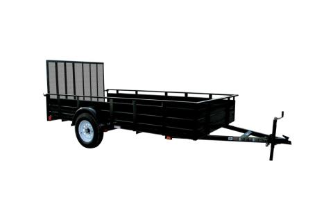 2015 Carry-On Trailers 6X12SSG - 2,990 lbs. GVWR Solid Side in Jesup, Georgia