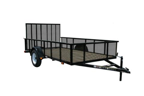 2015 Carry-On Trailers 6X14GWHS - 2,990 lbs. GVWR High-Side Mesh in Jesup, Georgia