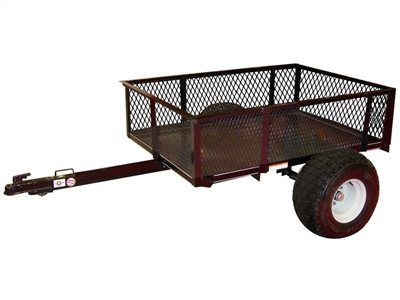 2015 Carry-On Trailers Specialty Utility Single Axle Trailers in Jesup, Georgia