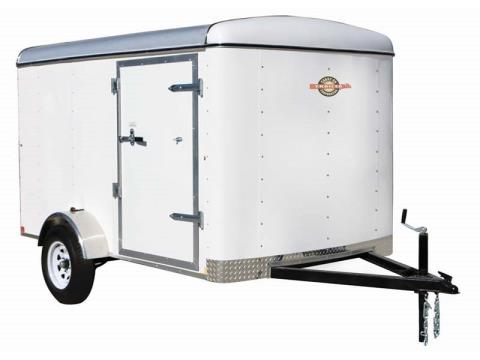 2016 Carry-On Trailers 5X8CGREC in Kansas City, Kansas