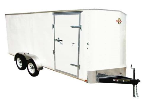 2016 Carry-On Trailers 7X16CGRECBN in Kansas City, Kansas