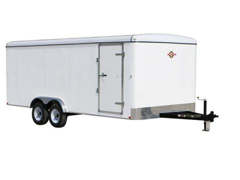 2016 Carry-On Trailers 8.5X16CGREC in Kansas City, Kansas