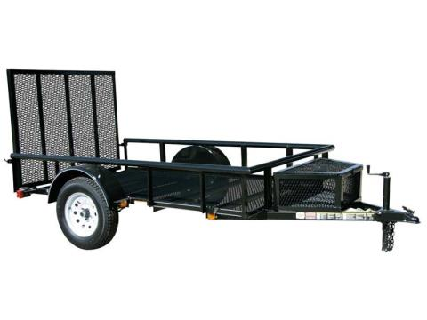 2016 Carry-On Trailers 5.5X9GPR in Kansas City, Kansas