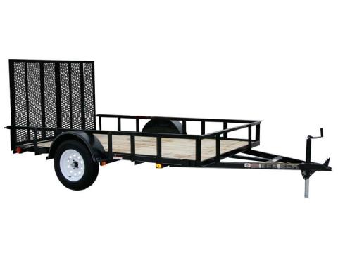 2016 Carry-On Trailers 5X10LGW2K in Kansas City, Kansas