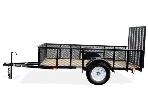 2016 Carry-On Trailers 5X12GWHS in Kansas City, Kansas