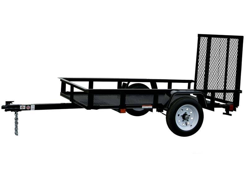 2016 Carry-On Trailers 5X8G in Hendersonville, North Carolina