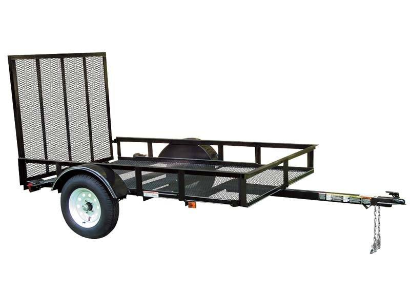 2016 Carry-On Trailers 5X8SP in Woonsocket, Rhode Island