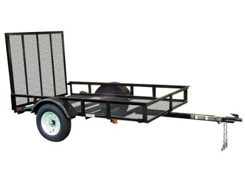 2016 Carry-On Trailers 5X8SP in Kansas City, Kansas