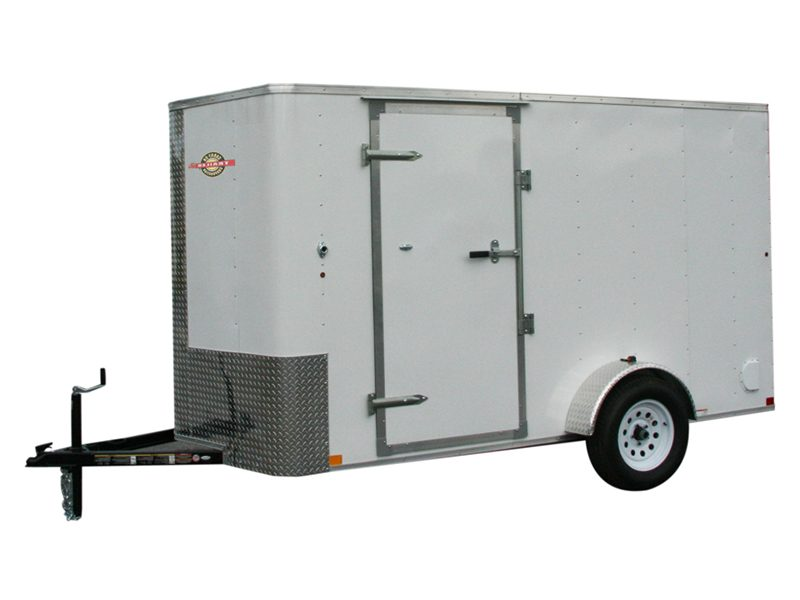 2017 Carry-On Trailers 5X10CGBN in Thornville, Ohio