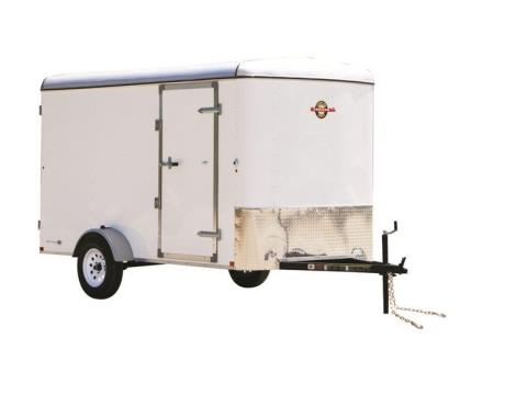 2017 Carry-On Trailers 5X8CGR in Saint Johnsbury, Vermont