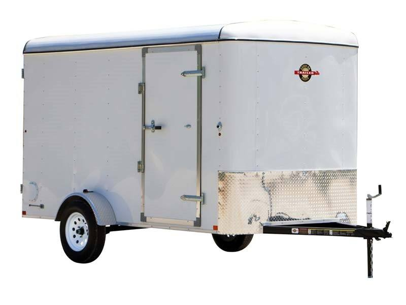 2017 Carry-On Trailers 7X12CG1AXLE in Saint Johnsbury, Vermont