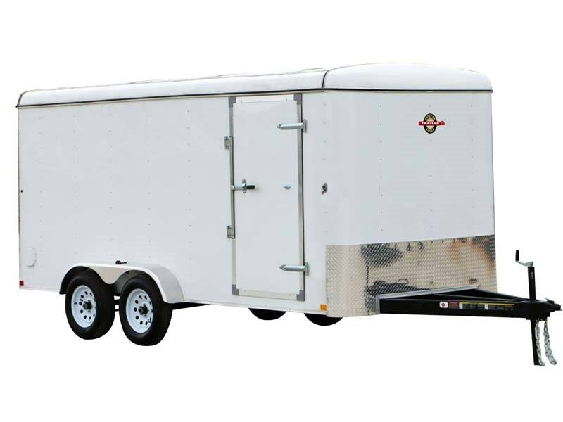 2017 Carry-On Trailers 7X12CGR in Paso Robles, California