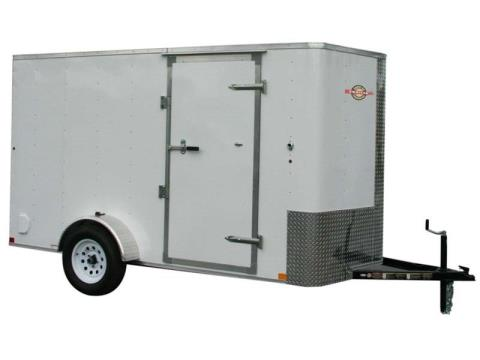 2017 Carry-On Trailers 7X12CGRBN3K in Kansas City, Kansas