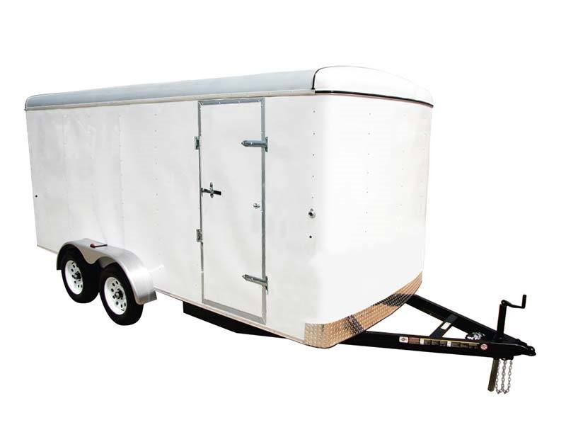 2017 Carry-On Trailers 7X14CGREC in Elk Grove, California