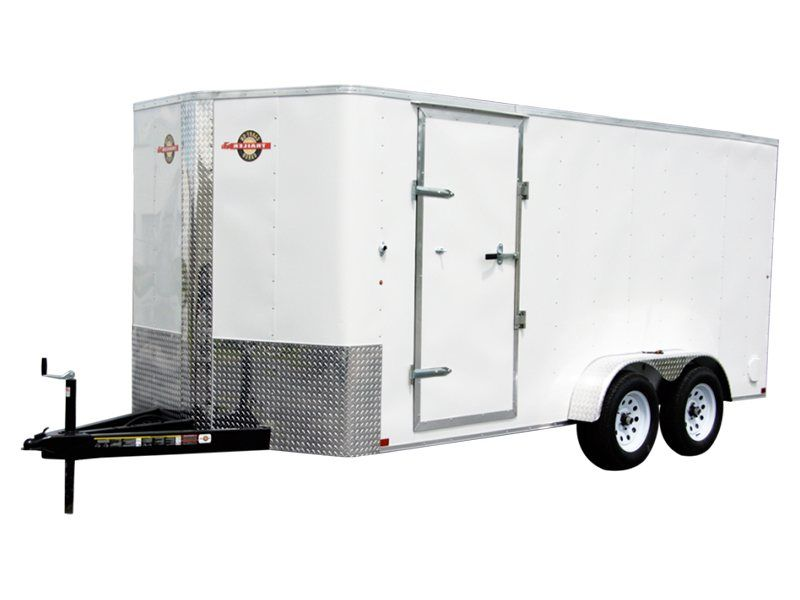2017 Carry-On Trailers 7X16CGBN in Thornville, Ohio