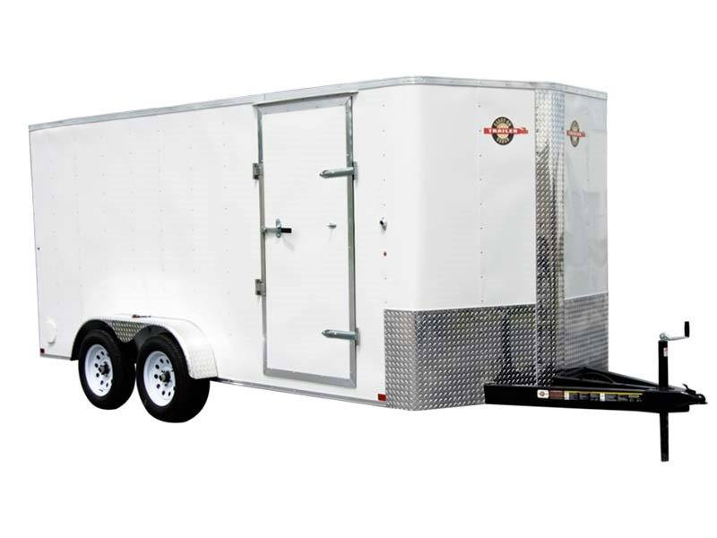 2017 Carry-On Trailers 7X18CGRBN in Thornville, Ohio