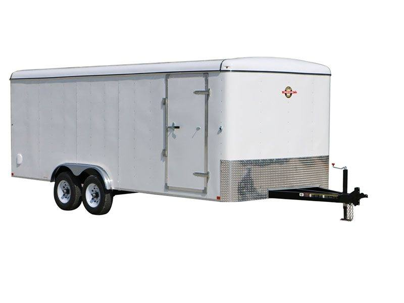 2017 Carry-On Trailers 8X20CGR in Thornville, Ohio