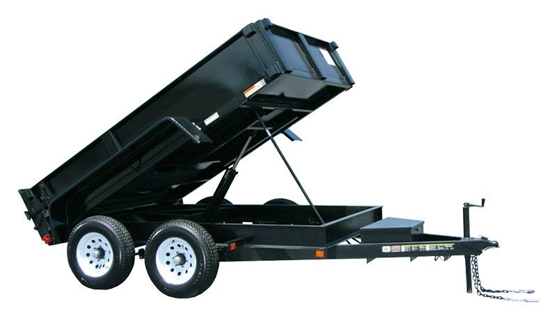 2017 Carry-On Trailers 7X14DUMPLP12K-24HS in Kansas City, Kansas
