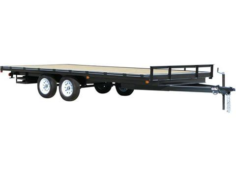 2017 Carry-On Trailers 8.5X16DO10K in Thornville, Ohio