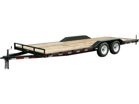 2017 Carry-On Trailers 8.5X20CHFTSR1BRK in Marietta, Ohio