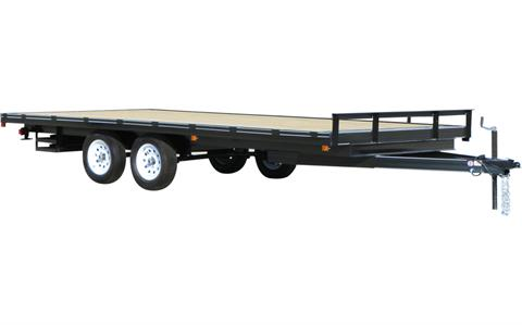 2017 Carry-On Trailers 8.5X20DO10K in Kansas City, Kansas
