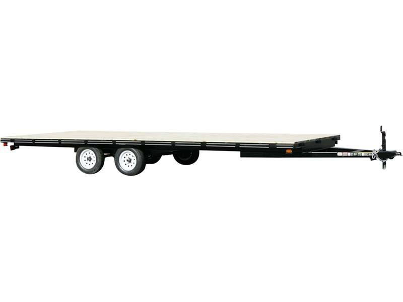 2017 Carry-On Trailers 8X20DO-LOB in Kansas City, Kansas