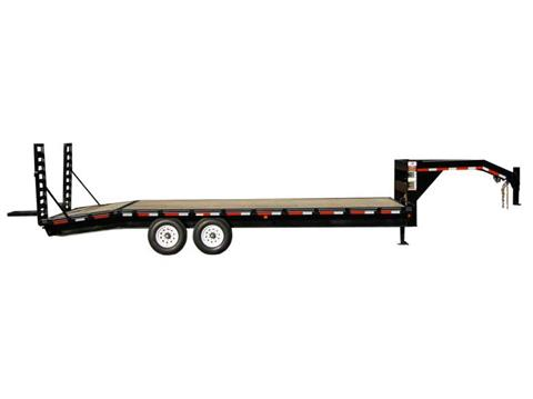 2017 Carry-On Trailers 8.5X20GNDODT14K in Thornville, Ohio