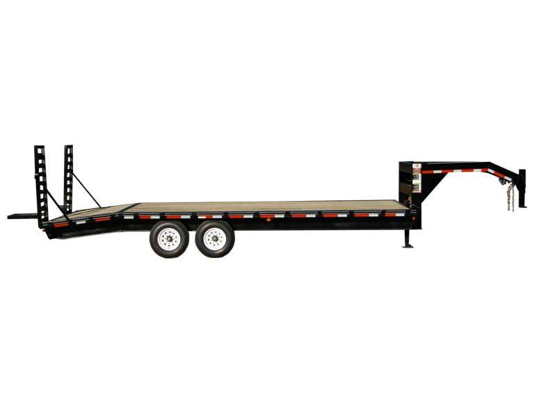 2017 Carry-On Trailers 8.5X24GNDODT14K in Thornville, Ohio