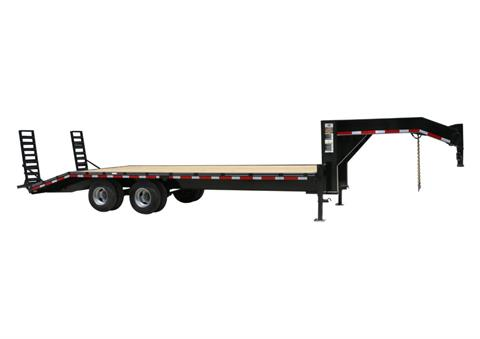 2017 Carry-On Trailers 8.5X25GNDODT12K in Thornville, Ohio