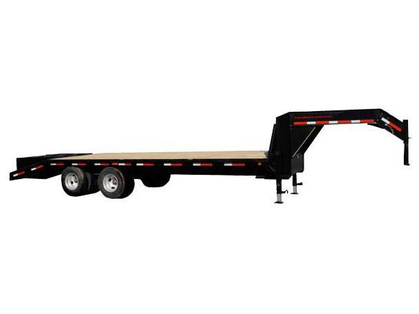 2017 Carry-On Trailers 8.5X25GNDODT14KTP in Saint Johnsbury, Vermont