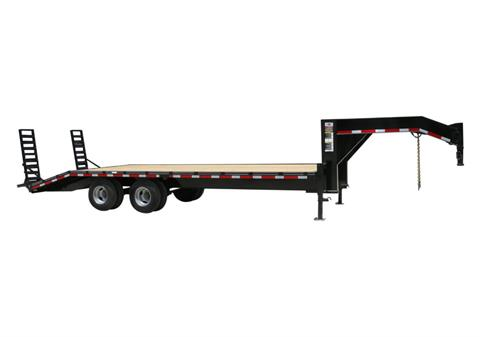 2017 Carry-On Trailers 8.5X25GNDODT20K in Saint Johnsbury, Vermont