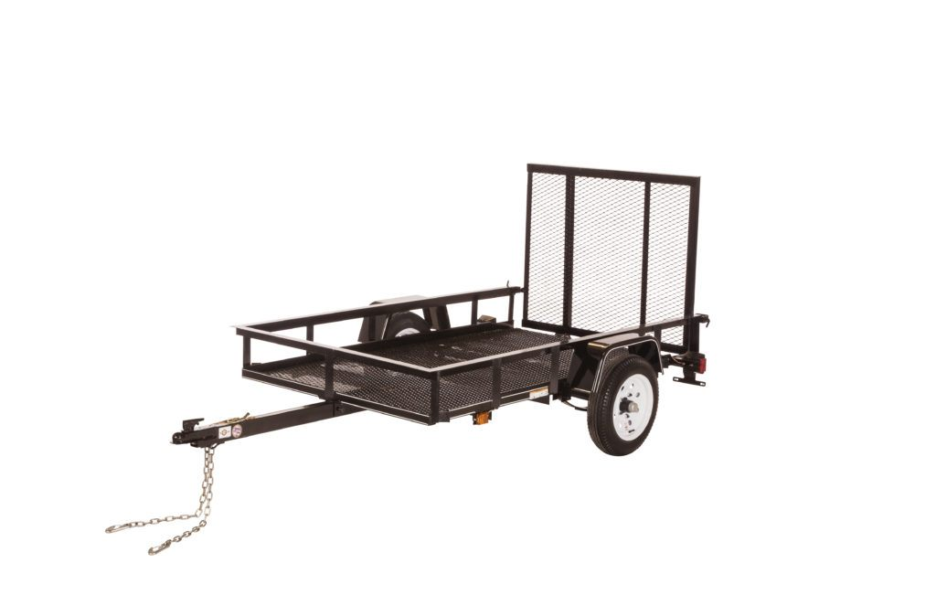 2017 Carry-On Trailers 4X8G in Saint Johnsbury, Vermont