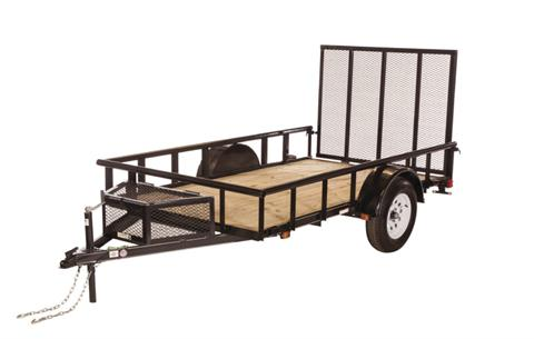 2017 Carry-On Trailers 5.5X10GWPTLED in Kansas City, Kansas