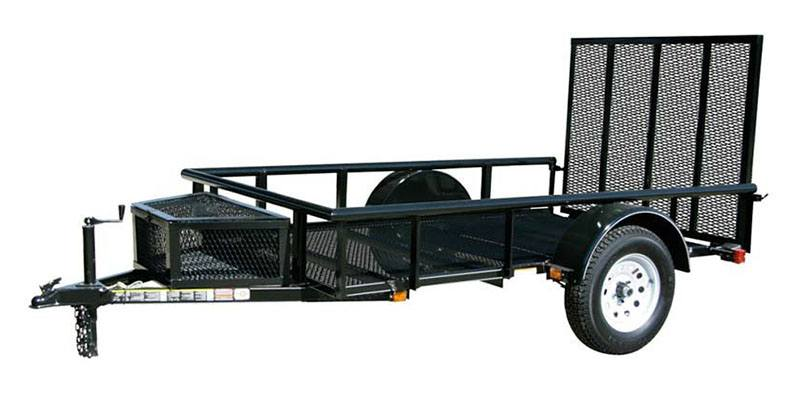 2017 Carry-On Trailers 5.5X9GPR in Saint Johnsbury, Vermont