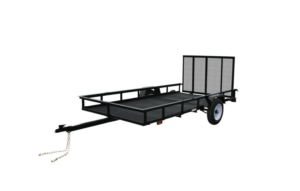 2017 Carry-On Trailers 5X10G in Saint Johnsbury, Vermont