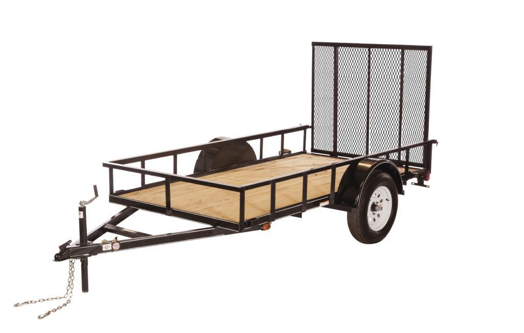 2017 Carry-On Trailers 5X10GW in Kansas City, Kansas
