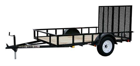 2017 Carry-On Trailers 5X10LGW2K in Kansas City, Kansas